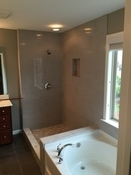 Atlanta Bathroom Tile Project