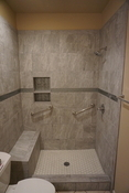 Kennesaw Tile Shower