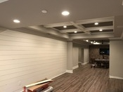 Marietta Basement Buildout 2