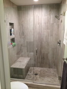 Sandy Springs Bathroom Remodel
